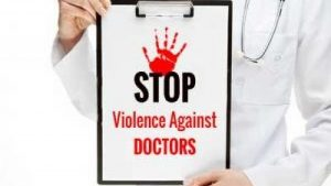 violence against doctors